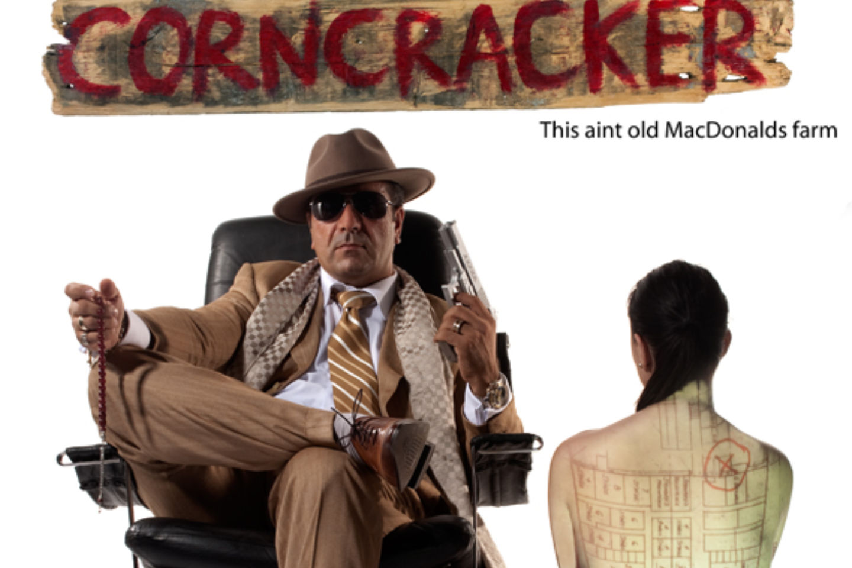 View trailer Corn Cracker